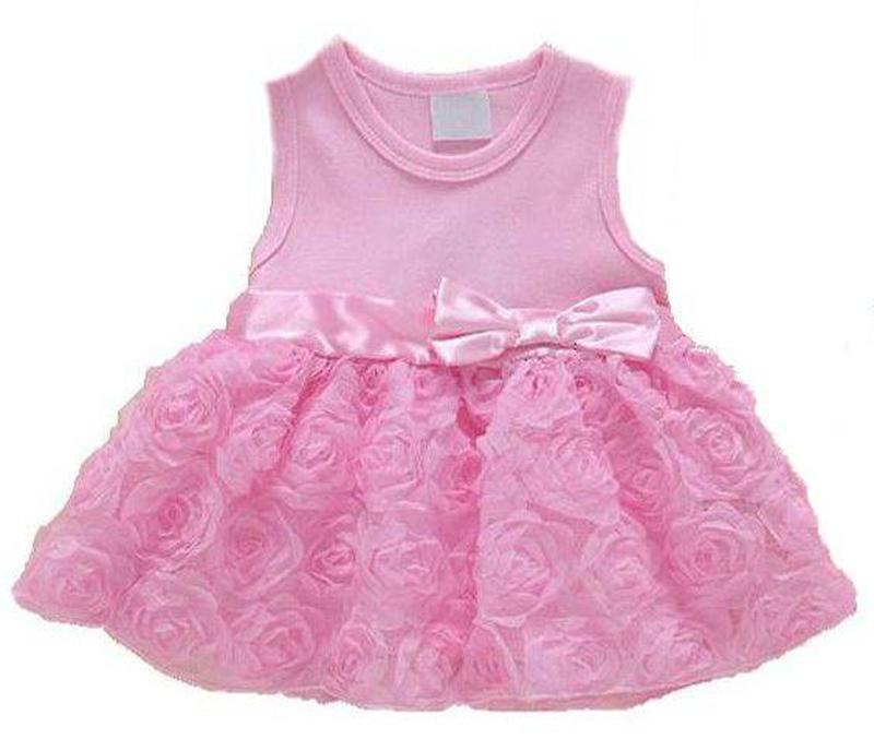 Платье детское От 6 до 12 месяцев
