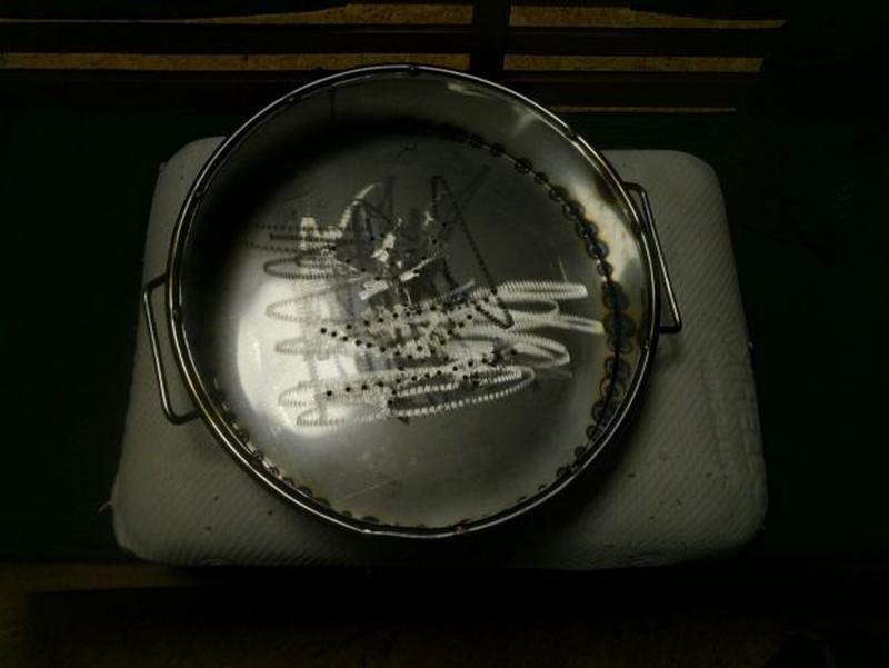 Чабань с нержавейки (чайный столик) - Фото 2