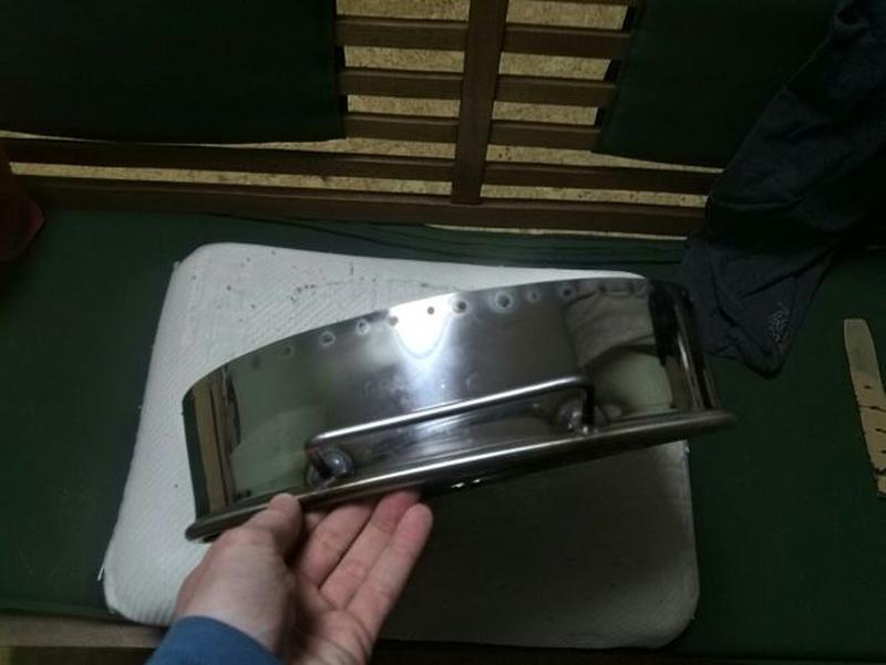 Чабань с нержавейки (чайный столик) - Фото 4