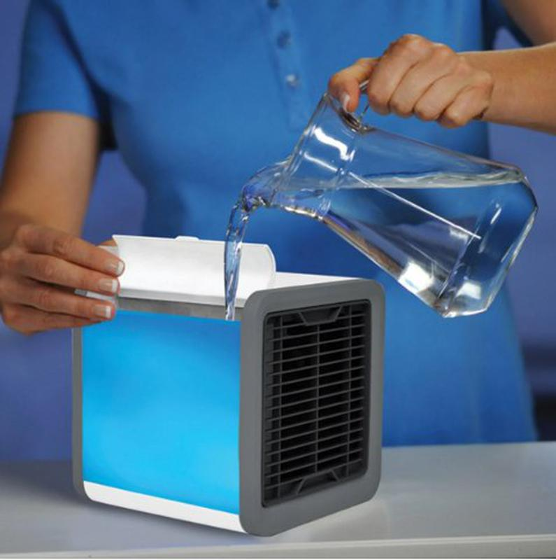 Мини кондиционер Arctic Air Cooler мобильный кондиционер - Фото 5