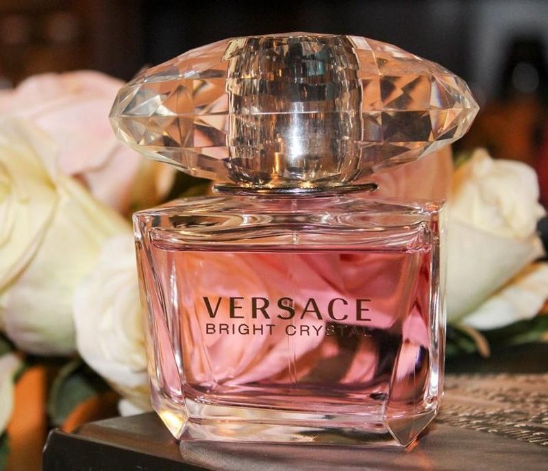 Versace _bright crystal_original_eau de toilette_туал.вода - Фото 2
