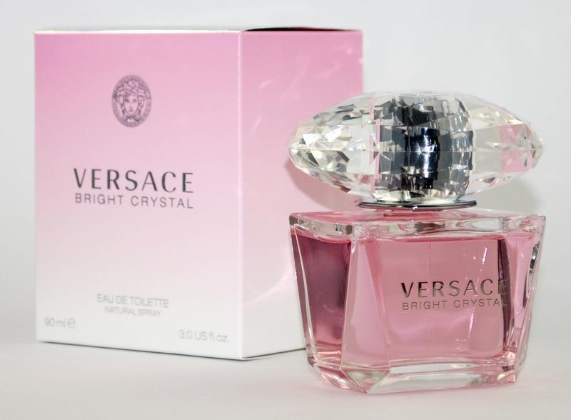 Versace _bright crystal_original_eau de toilette_туал.вода - Фото 4