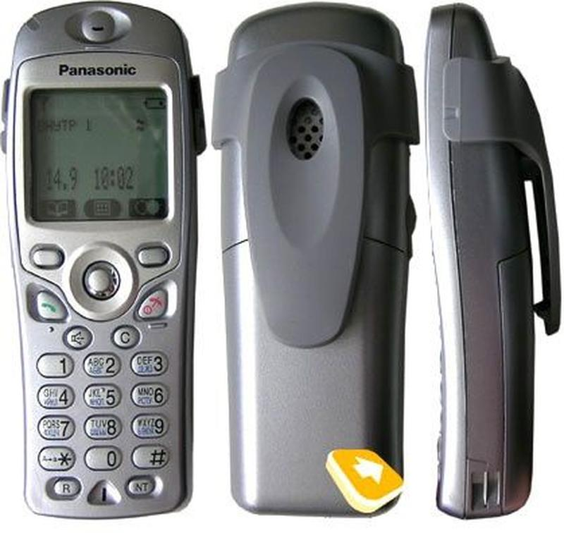 Цифровой радиотелефон Panasonic KX-TCD 586. - Фото 3