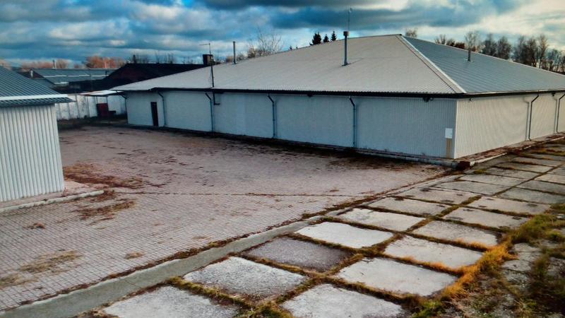 Аренда склад  900кв.м.+ 200 кв.м. для посевного материала Сумы - Фото 3