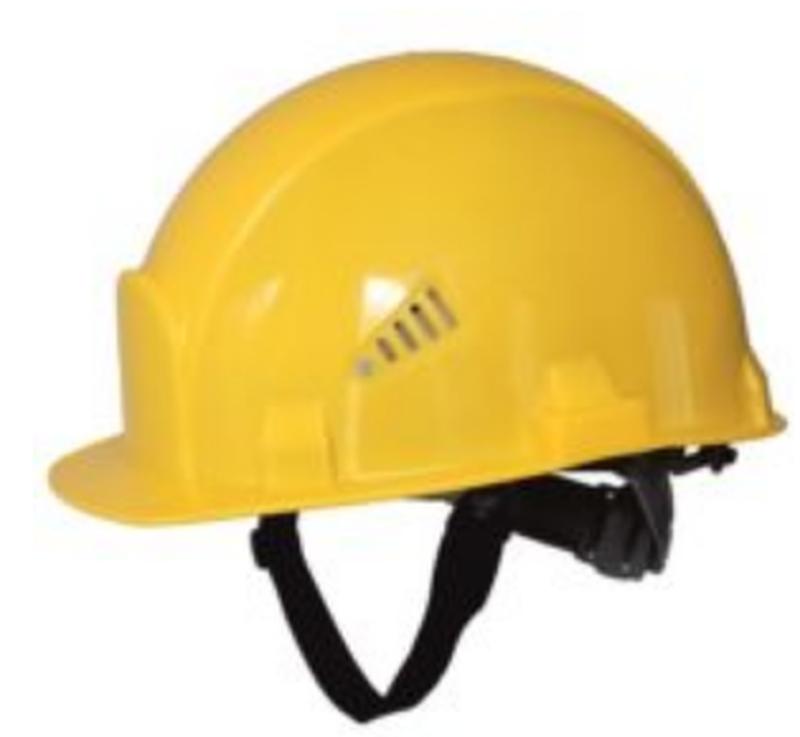 Каска защитная сомз-55 FavoriТ Trek желтая 75615