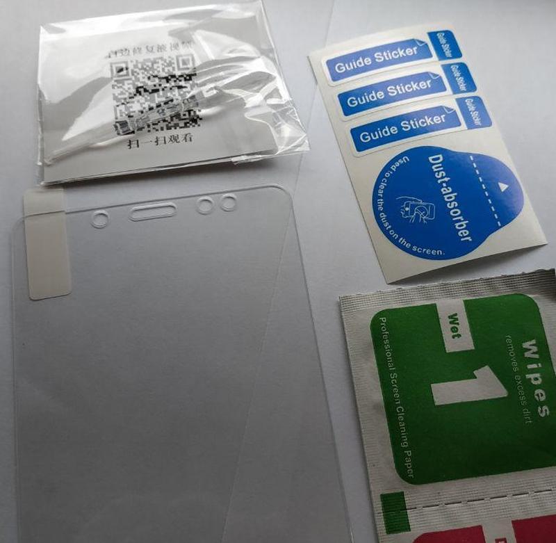 Защитное стекло  Xiaomi Redmi note 5