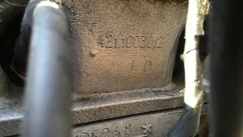 УАЗ 31514 Двигатель Коробка Раздатка - Фото 3