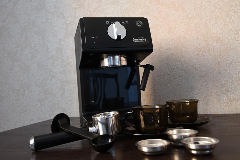 Советы по использованию рожковой кофемашины