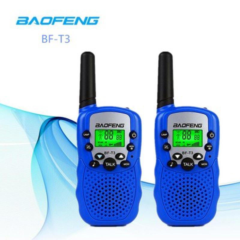 2 Рации Baofeng BF-T3 / Чистый звук на 3км