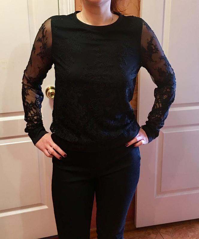 Свитшот женский ажурный от H&M