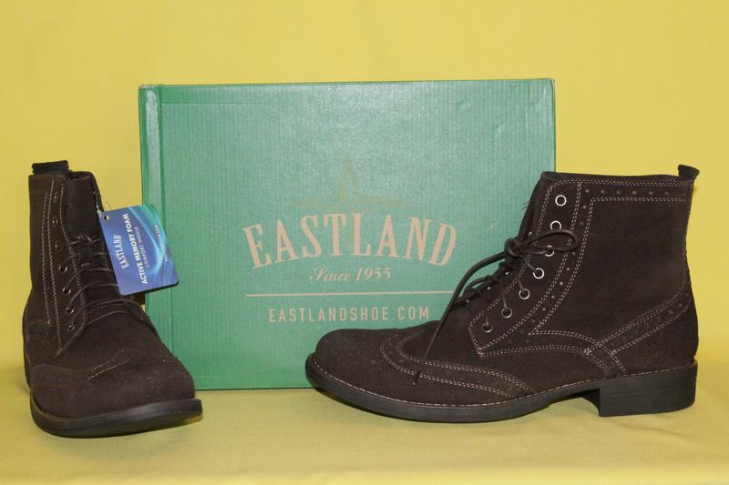 Ботинки мужские Eastland , размер 47 - Фото 2