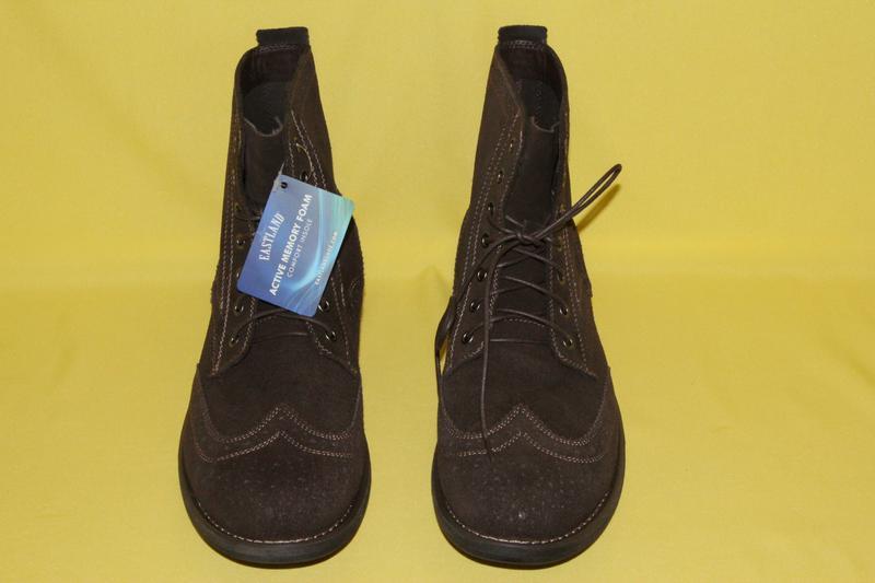 Ботинки мужские Eastland , размер 47 - Фото 5