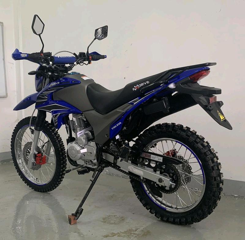 Новая модель мотоцикла эндуро Fire-250! Акция!!! - Фото 11