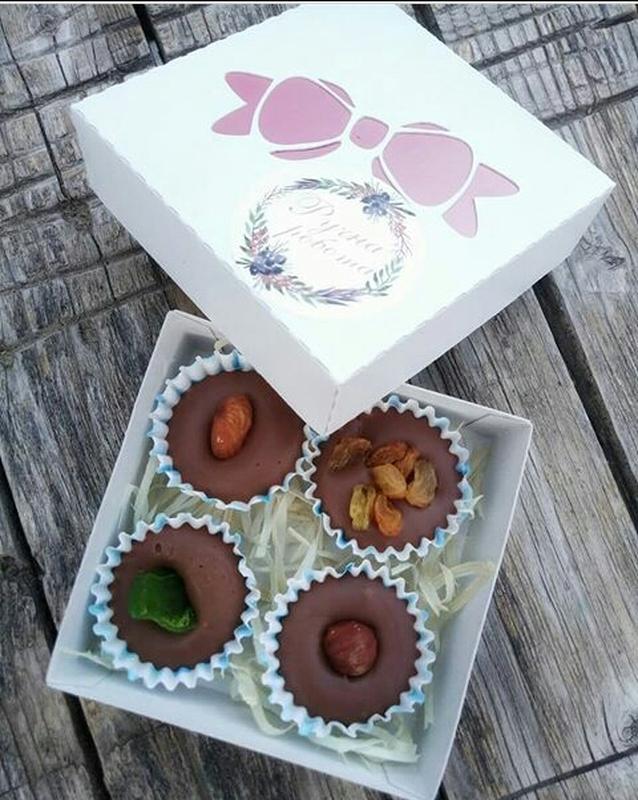 Шоколад та цукерки ручної роботи - Фото 3