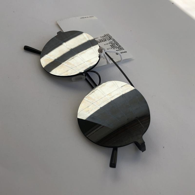 Зеркальные солнцезащитные очки h&m !