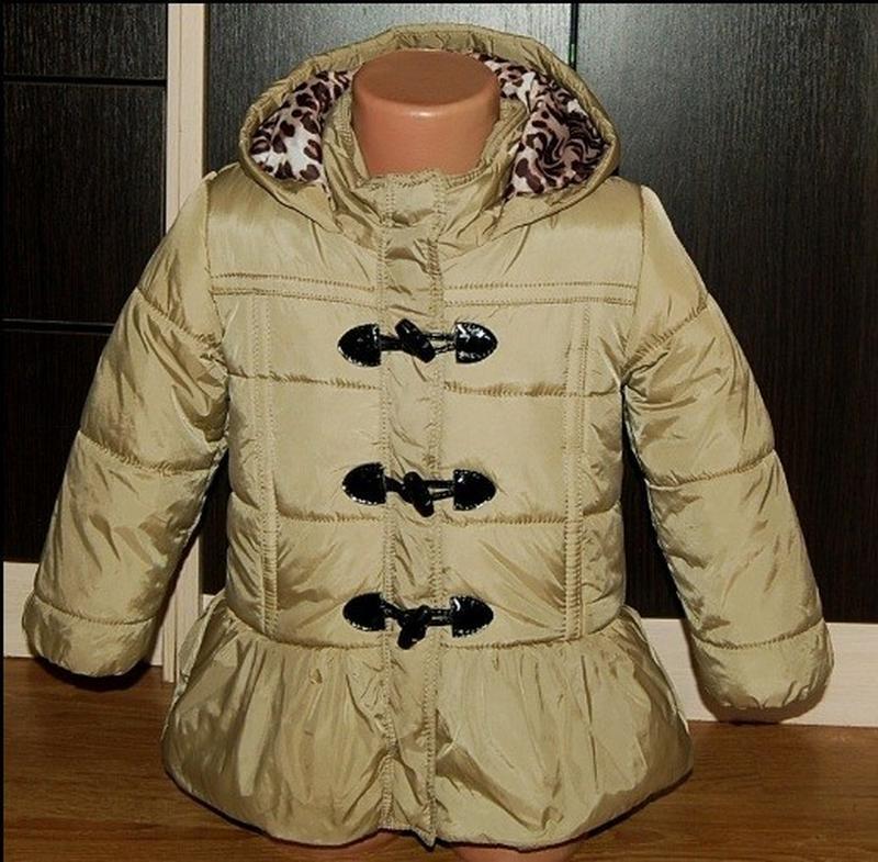 Matalan (4-5 лет) демисезонная курточка