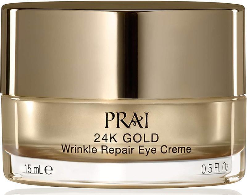 Prai 24k gold eye cream омолаживающий люксовый крем для кожи в...