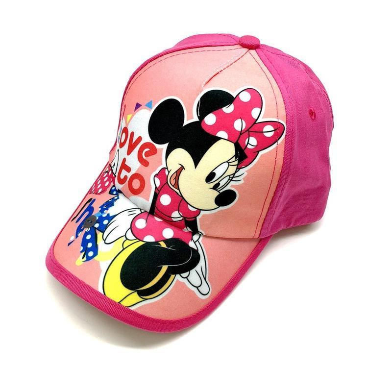 13-174 кепка minnie mouse детская бейсболка панамка шапка - Фото 2