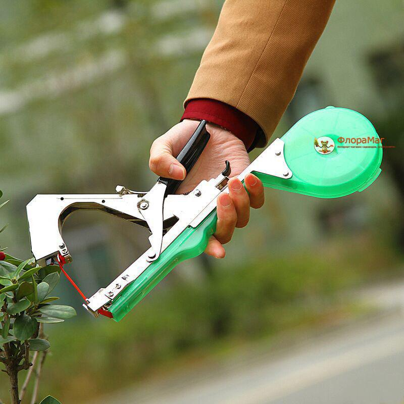 Тапенер для подвязки Степлер для подвязки винограда Tapetool