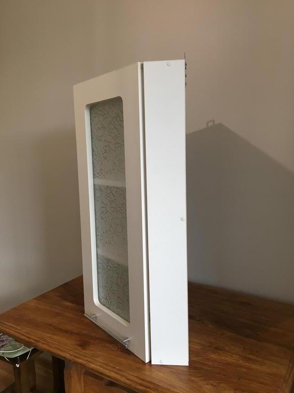 Шкаф навесной угловой - Фото 3