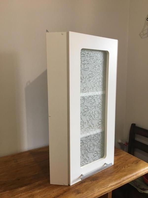 Шкаф навесной угловой - Фото 2