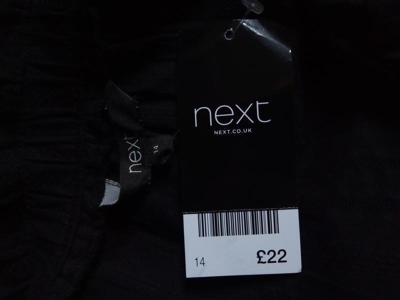 Блуза с открытыми плечами - Фото 4