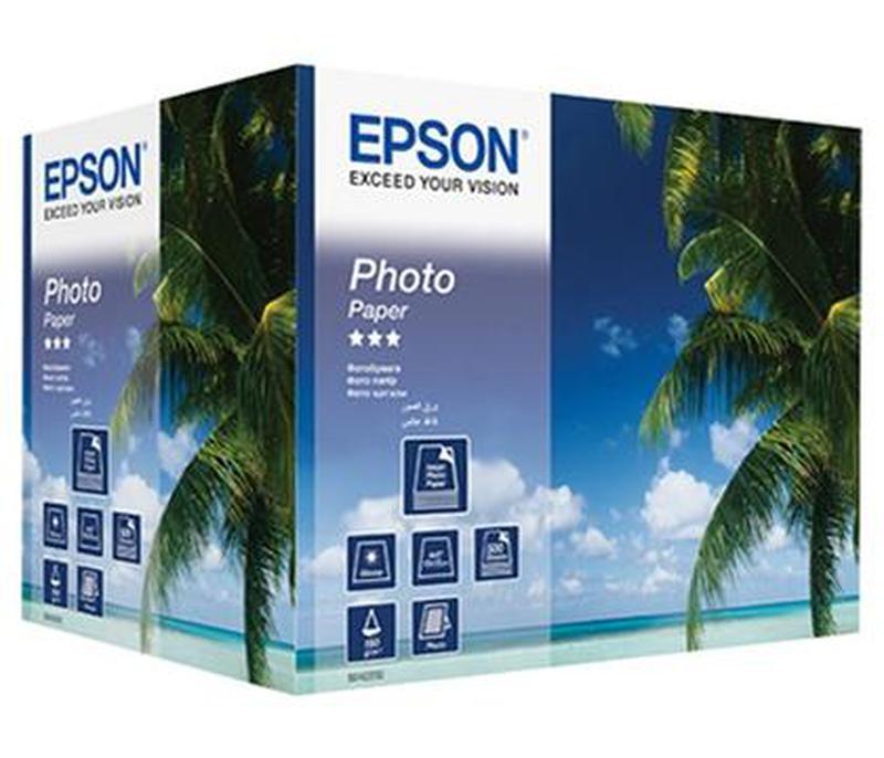 Фотобумага EPSON 10х15 Glossy Photo Paper (C13S042202) 500л