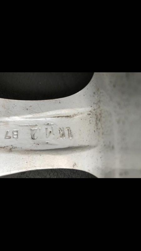 Диски R17, 5*112, et38, 7J, dia70.1, Platin. - Фото 3