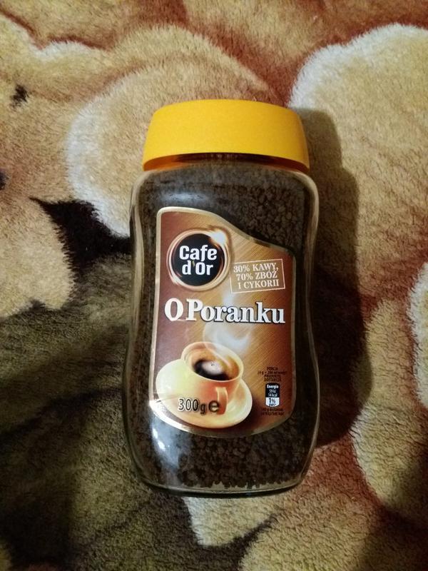 Кофейный напиток OPoranku(Cafe d'or) 300 г  (Польша)