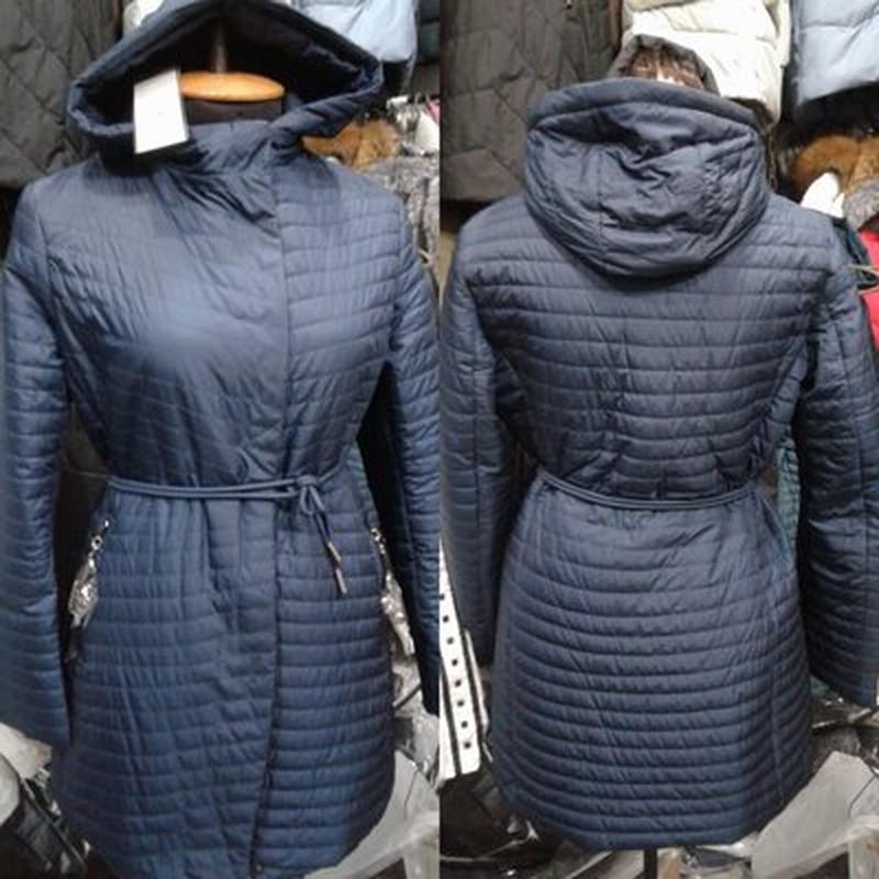 Демисезонная куртка qarlevar - Фото 3