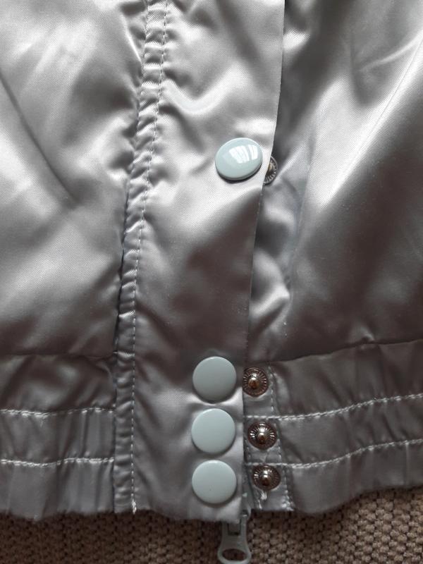 Куртка бомбер - Фото 4