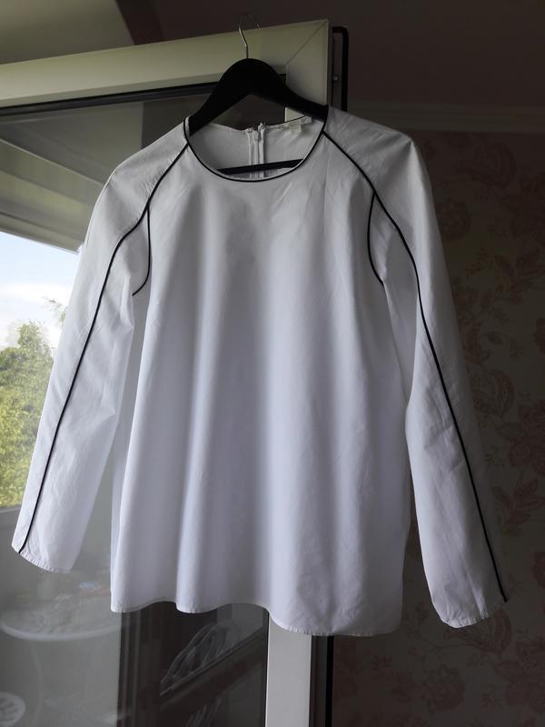 Стильна блуза cos - Фото 2