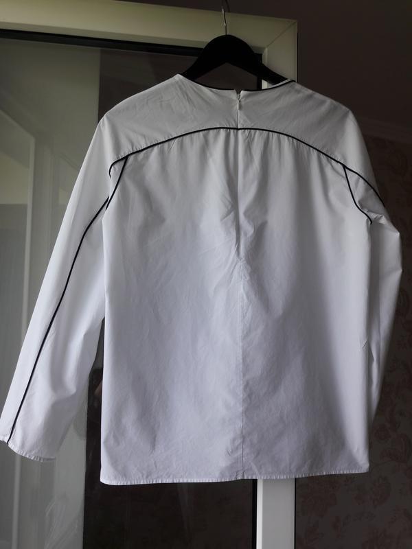 Стильна блуза cos - Фото 3