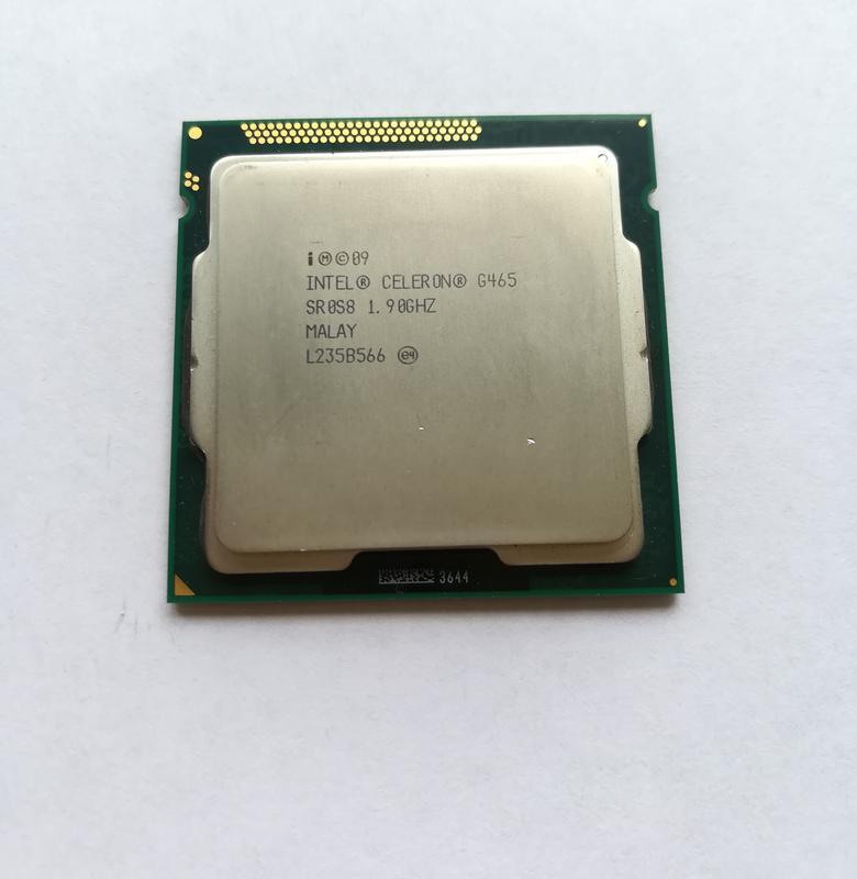 Процессор Intel Celeron G465 LGA1155