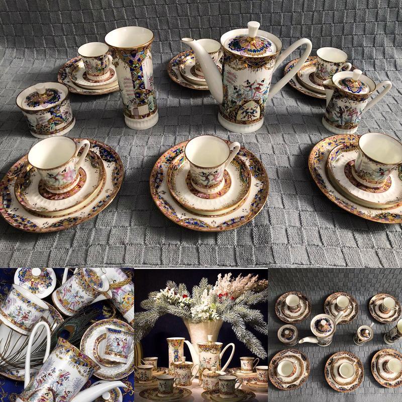 Эксклюзив. Кофейный сервиз - Фото 5