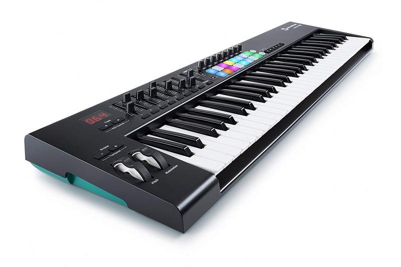 Midi-клавиатура Novation LAUNCHKEY 61 MK2