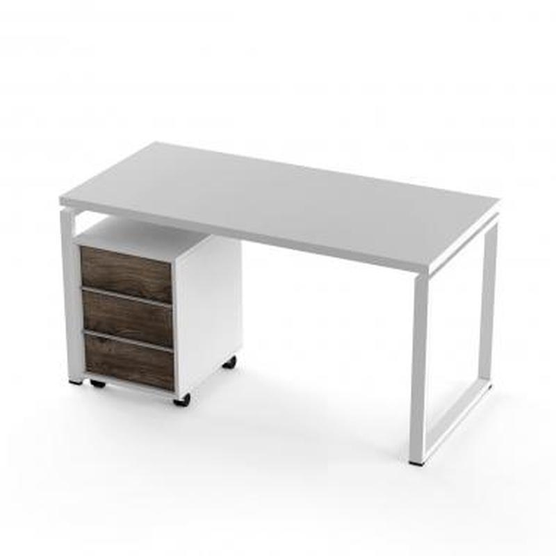 Офисная мебель для персонала от ТМ Салита. Столы/кресла