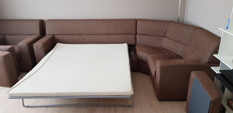 Угловой диван и кресло - Фото 2