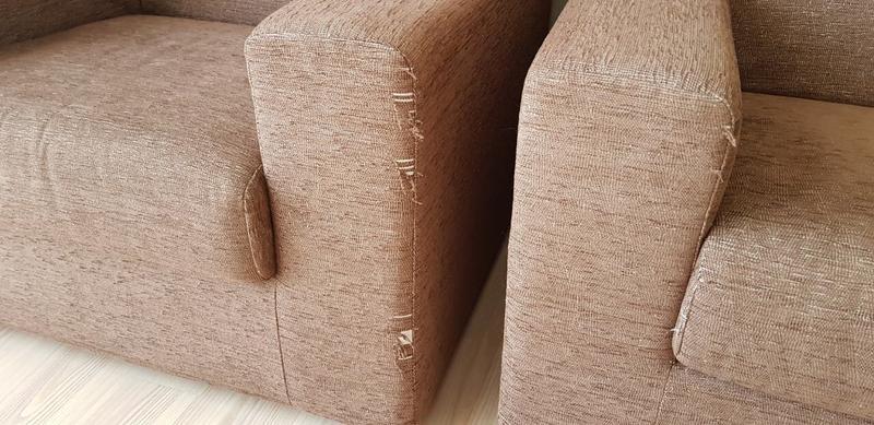 Угловой диван и кресло - Фото 3
