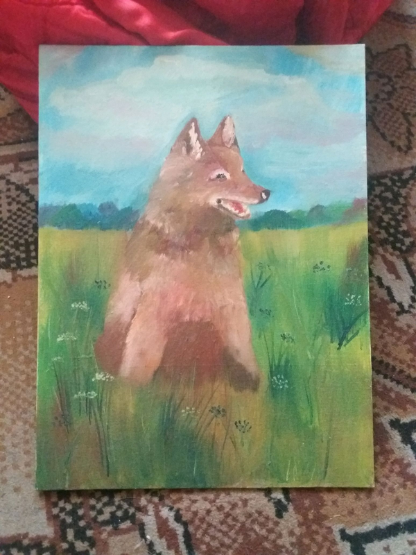Картина маслом 40×30