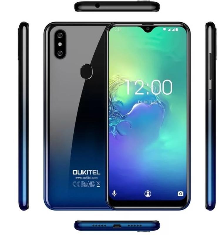 Телефон. Смартфон Oukitel C15 Pro. Новинка 2019 года - Фото 5