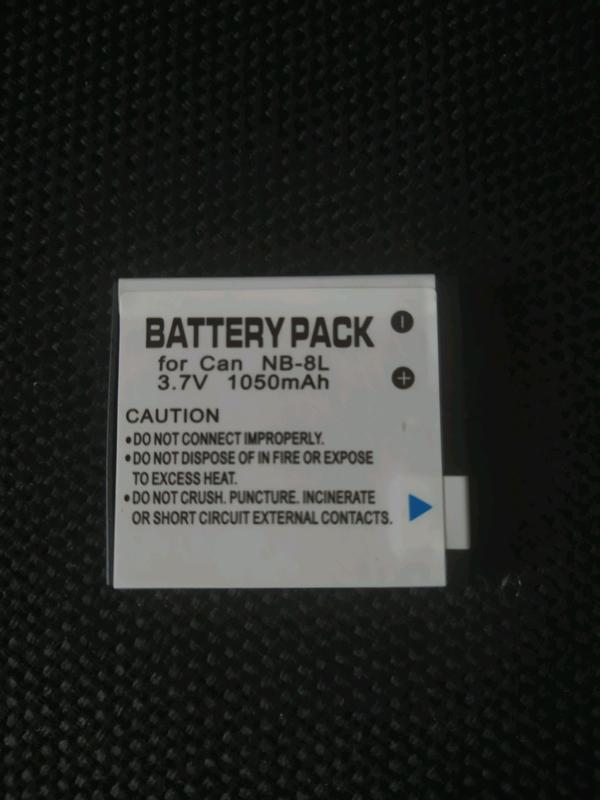 Аккумулятор для Canon NB-8L - Фото 2