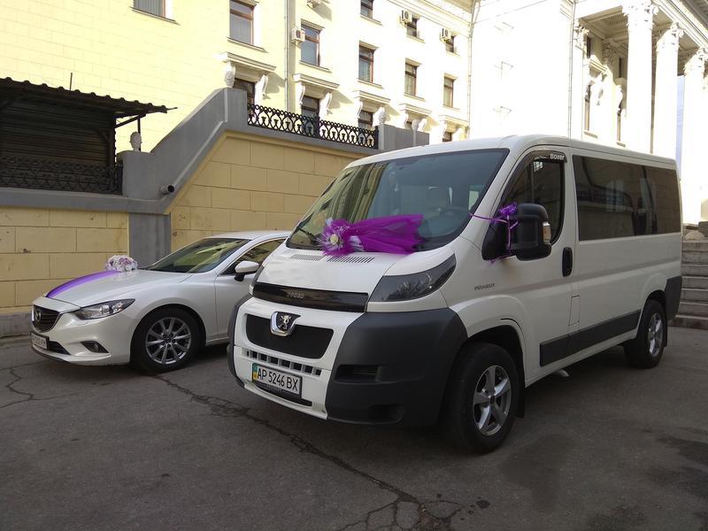 Пассажирские перевозки Peugeot Boxer 8 мест