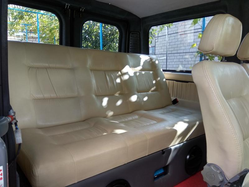 Пассажирские перевозки Peugeot Boxer 8 мест - Фото 3