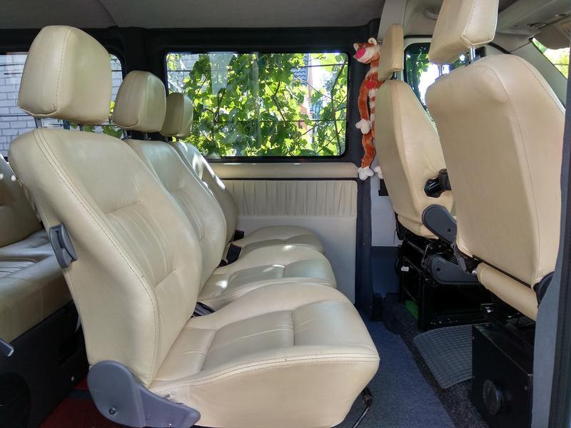 Пассажирские перевозки Peugeot Boxer 8 мест - Фото 4