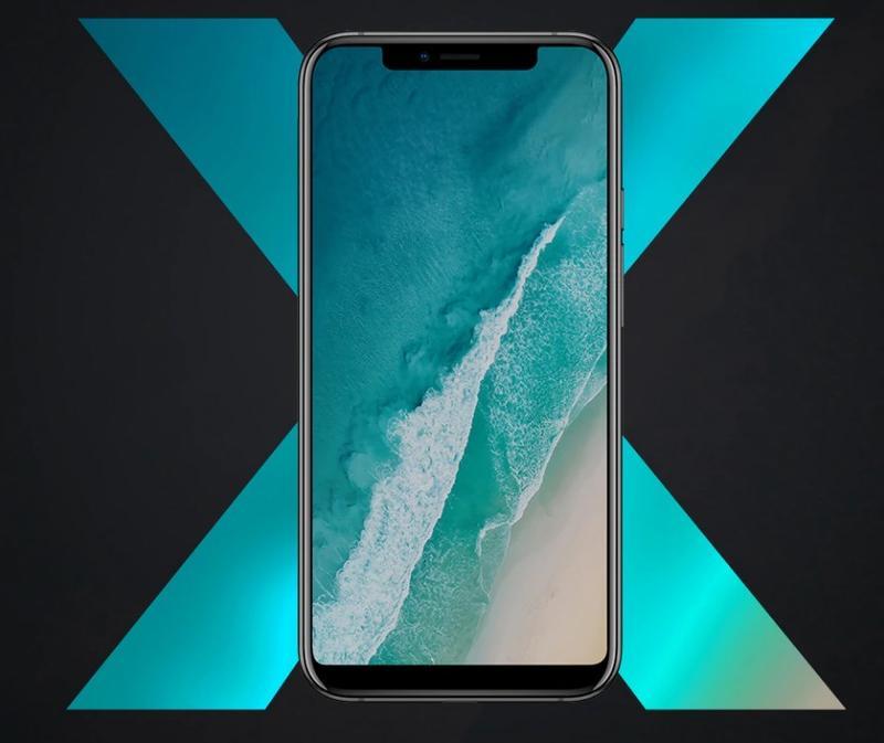 """Телефон. Смартфон Ulefone X. 4/64 Гб, 5,85""""экран, 8 ядер. - Фото 2"""