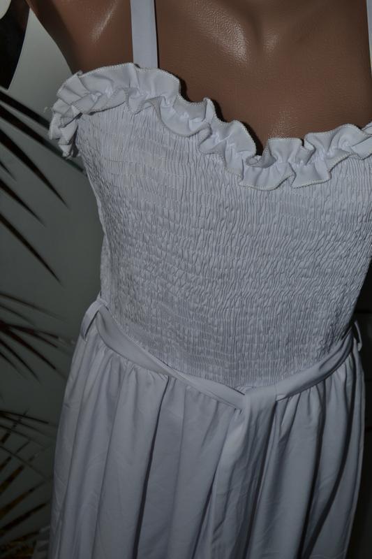 Платье сарафан - Фото 2