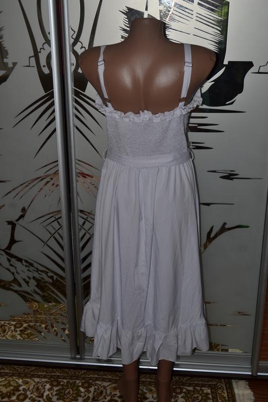 Платье сарафан - Фото 3