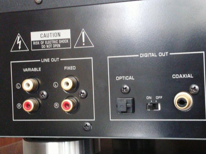 CD проигрыватель YAMAHA CDX-1060 - Фото 4