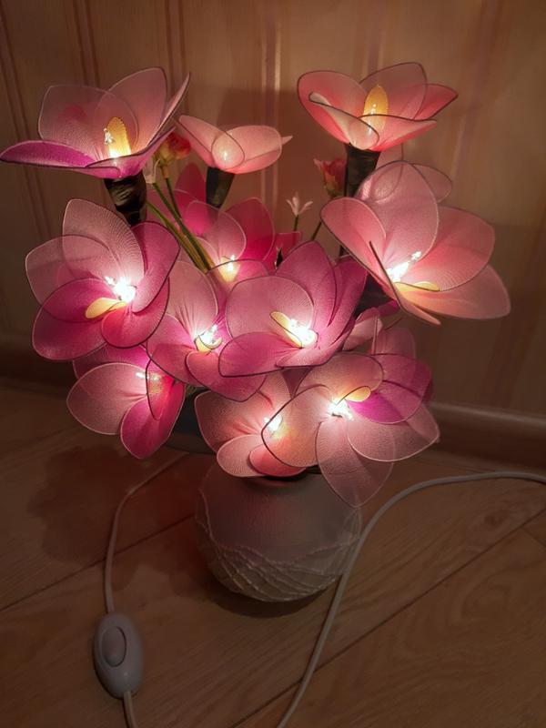 Светильник, необычный подарок, в спальню, в детскую, для любимой
